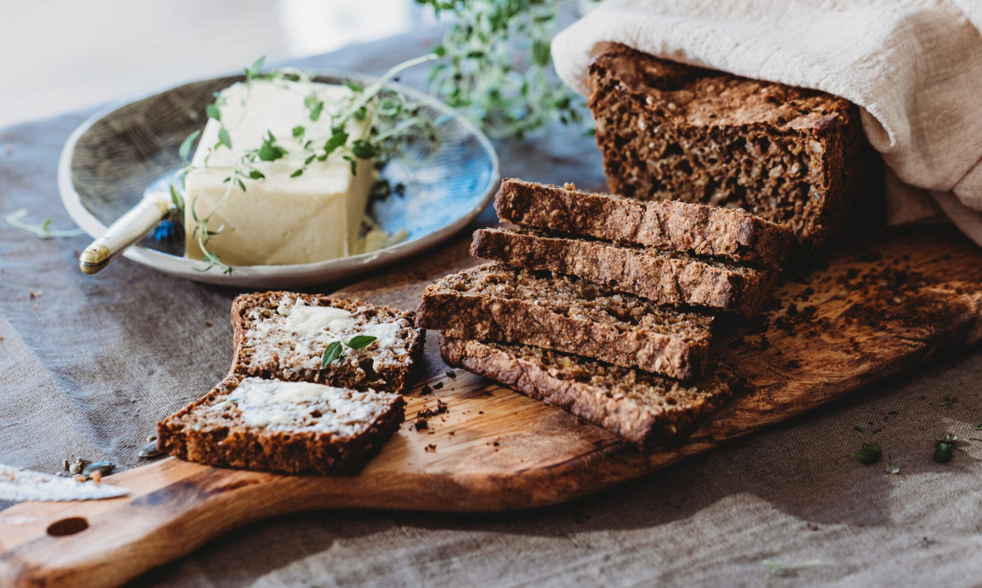 Juuretisega leiva küpsetamise komplektid